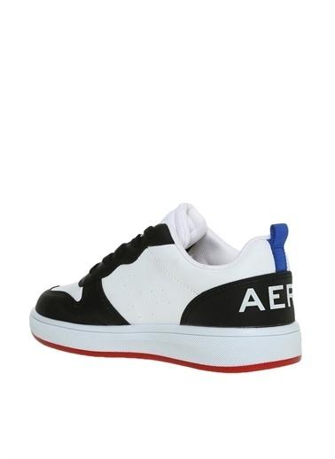 Aeropostale Aeropostale   Siyah - Beyaz Yürüyüş Ayakkabısı Renkli
